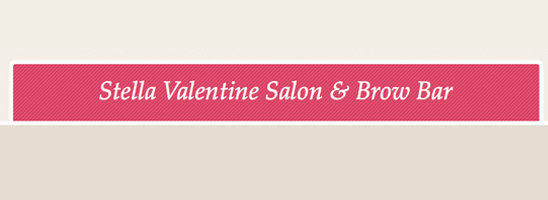 Stella Valentine Salon & Brow Bar